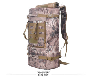 100llarge Capacity 1000d Nylon Tactical Military Hiking Backpack pictures & photos