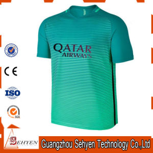 509bd19aa China Sublimation Custom Cheap Kid Football Shirt Maker Soccer ...