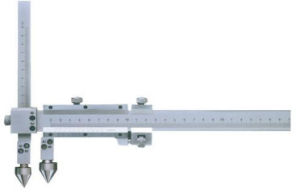 Center Distance Digital Caliper with Awl Anxils pictures & photos