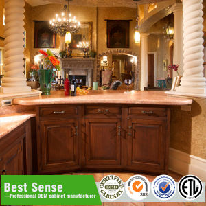 Fancy Pace Wood Bathroom Vanity pictures & photos
