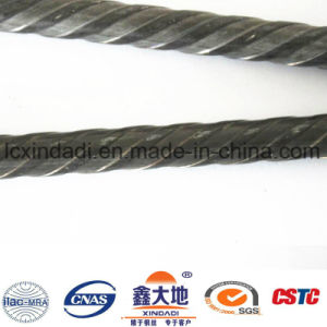 9.53mm Spiral Rib Low Relaxation High Tensile PC Wire.