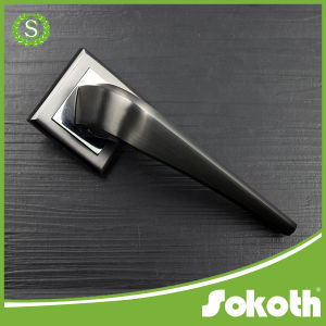 Orb Finish Zamak Door Lever Door Handle pictures & photos