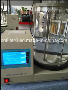 Laboratory Petroleum Products Density Tester (DST-3000) pictures & photos