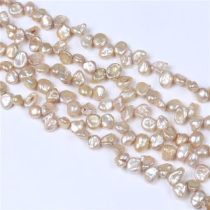 High Quality Keshi Pearl 16 Inches Each Strand pictures & photos