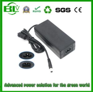 Electric Lawn Mower of Smart AC/DC Adapter for Battery About 42V2a Battery Charger pictures & photos