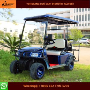 Customized 4 Passenger Electric Golf Cart for Golf Course