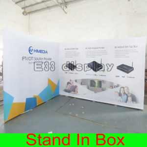 Modular DIY Portable Display Background Wall for Exhibition Booth pictures & photos