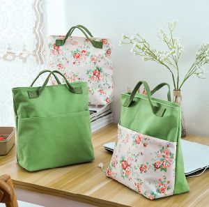 Lady Canvas Leisure Tote Bag (FLY-FB00003)