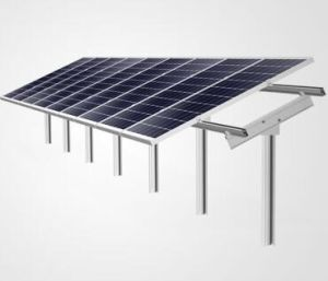 Grid Tied Industial Panel Mounting Solar System pictures & photos