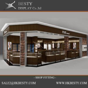 Display Showcase Design for Jewelry Store