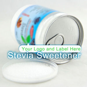 Sugar Substitute Blended with Stevia and Erythritol