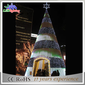 2017 20FT 30FT 40FT 50FT Giant Outdoor Lighting Christmas Tree pictures & photos