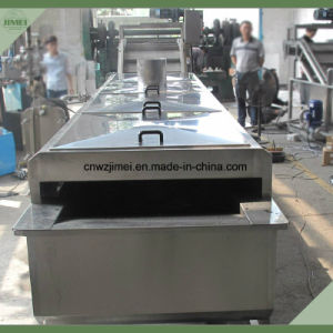 Good Price Stable Running Automatic Vegetable Fruit Steam Blancher Machine