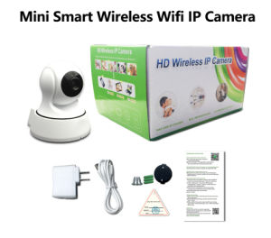 HD CCTV Security Wireless WiFi Smart IP Camera for Indoor pictures & photos