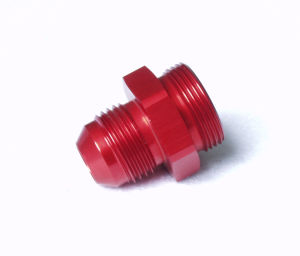 "-08 an to 7/8"" X 20 Carb Adapter Fitting"