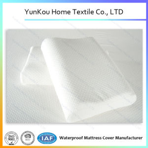 High Quality Bamboo Fiber Jacquard Knitting Pillow Case pictures & photos
