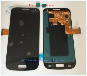 Cell Smart Phone Displays Assembly LCD Touch Screen for Samsung Galaxy S4 Mini I9190 pictures & photos