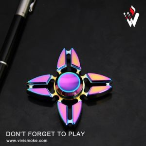 Wholesale Fidget Spinner Rainbow Color Hand Spinner