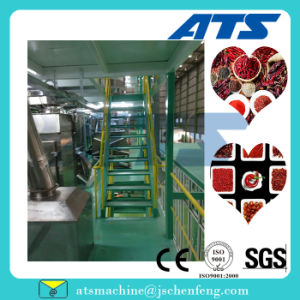2017 New Design Grain Chilli Powder Plant Machinery From China pictures & photos