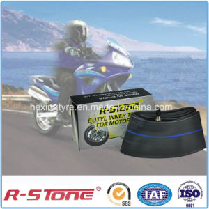 High Quality Natural Motorcycle Inner Tube 3.00-16 pictures & photos