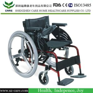 Lightweight Folding Portable Electric Power Wheelchair