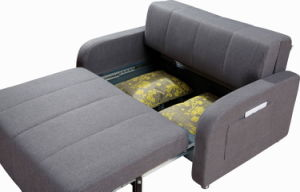 High Quality Home Furnishings Fabric Sofa Bed