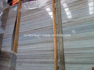 Chinese Marble Crystal Wooden Slab for Floor/Wall