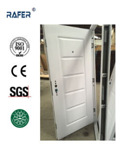 White Steel Door/Powder Coated Steel Door (RA-S006) pictures & photos