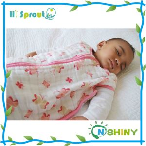 Hot Sales Innovative Products Muslin Baby Sleeping Bag Various Size