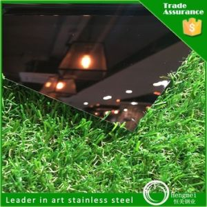 201 304 316 430 Stainless Steel Mirror Sheet Stock Price pictures & photos