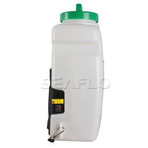 16L Battery Powered Piston Pump Plastic Sprayer pictures & photos