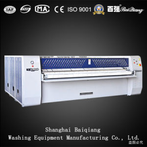 ISO Approved Double Roller (2500mm) Industrial Laundry Flatwork Ironer (Gas) pictures & photos