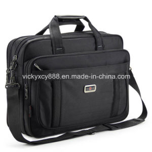 Single Shoulder Computer Laptop Bag Handbag (CY6104) pictures & photos