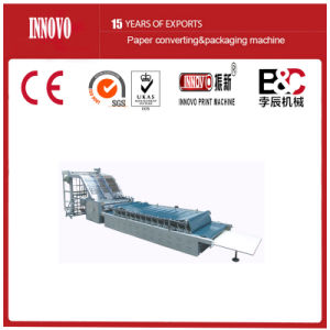 Factory Directory Sell Semi-Automatic Laminating Machine pictures & photos