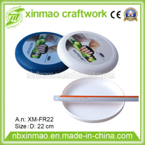 9inch PP Plastic Frisbee with Full Color Logo