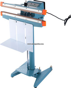 Aluminum Foot Pedal Sealer for Plastic Bags pictures & photos