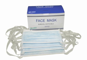 3ply Non Woven Face Mask pictures & photos