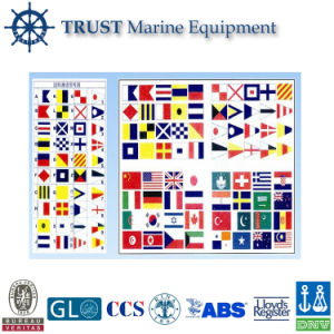 Custom Marine Signal Flag Code Flag Boat Flag pictures & photos