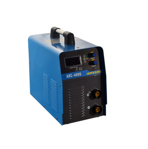 High Quality Portable 400A IGBT DC Arc Inverter Welding Machine