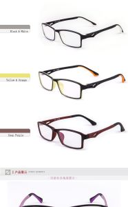 High Quality Tr90 Frame Eyewear Glasses pictures & photos