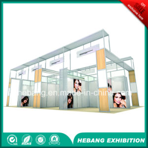 Hb-L00029 3X3 Aluminum Exhibition Booth pictures & photos