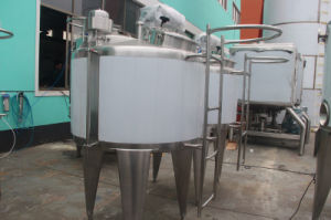Cooling & Heating Stainless Steel Tank pictures & photos