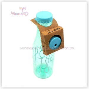 Promotional BPA Free Air-Tight Plastic Soda Water Bottle pictures & photos
