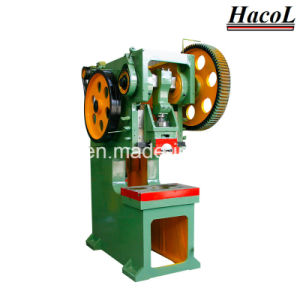 C-Frame Fixed Table Press/J Series Open Back Power Press with Dry Clutch and Hyraulic Overload Protector pictures & photos
