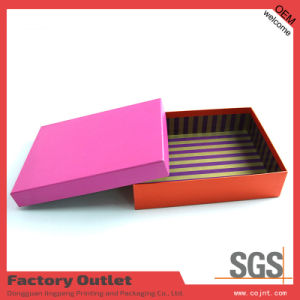 New Design Empty Cosmetic Box for Perfume Packaging