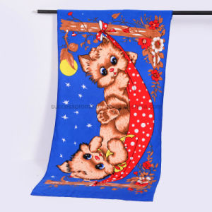 OEM 100% Microfiber Reactive Printed Beach Towel/Cotton Towel pictures & photos