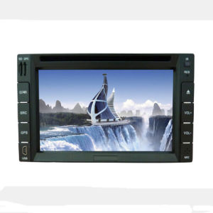 Android 4.4 Auto DVD Player with Double DIN GPS