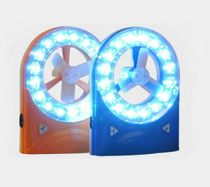 LED USB Fans, with on/ off Switch and Adjustable Boby pictures & photos