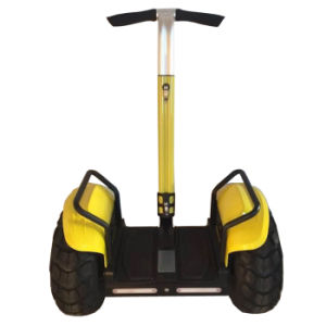 CE Approved New Outdoor Sport Game Vehicle Electric Two Wheel Self Balancing Golf Car