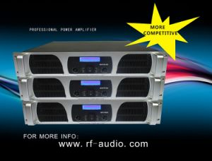 QS Series Professional Power Amplifier